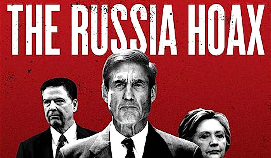 "Fox News legal analyst Gregg Jarrett's newest book ""The Russia Hoax"" has hit No. 1 on the New York Times non-fiction bestseller list. (Broadside Books)"