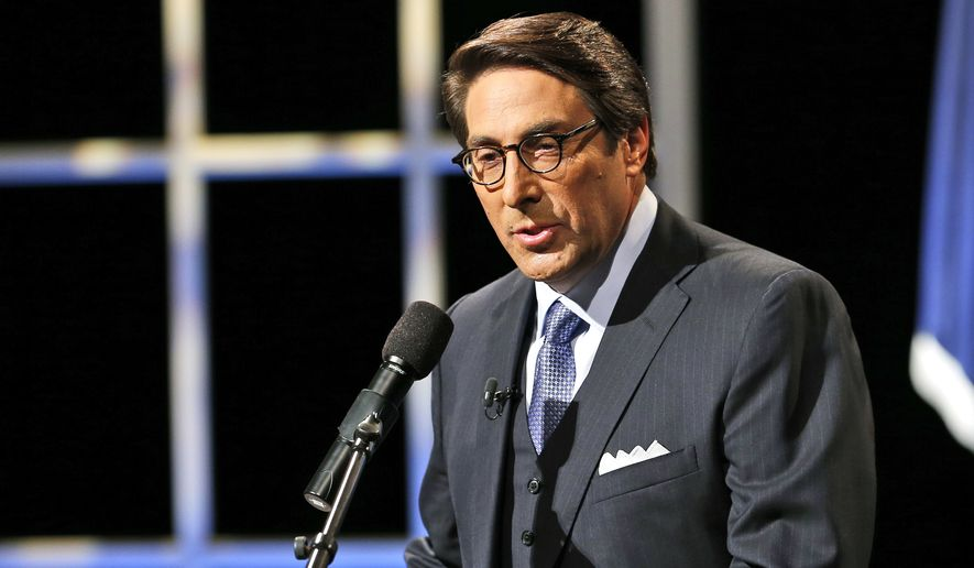 In this Oct. 23, 2015, file photo, Jay Sekulow speaks at Regent University in Virginia Beach, Va. As the federal and congressional Russia probes mount, a growing cast of lawyers, including Mr. Sekulow, have signed up to defend President Donald Trump and his associates.  (AP Photo/Steve Helber, File) **FILE**