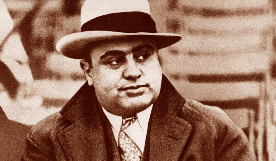 Al Capone. (Associated Press) ** FILE **