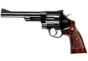 Most iconic handguns of all time