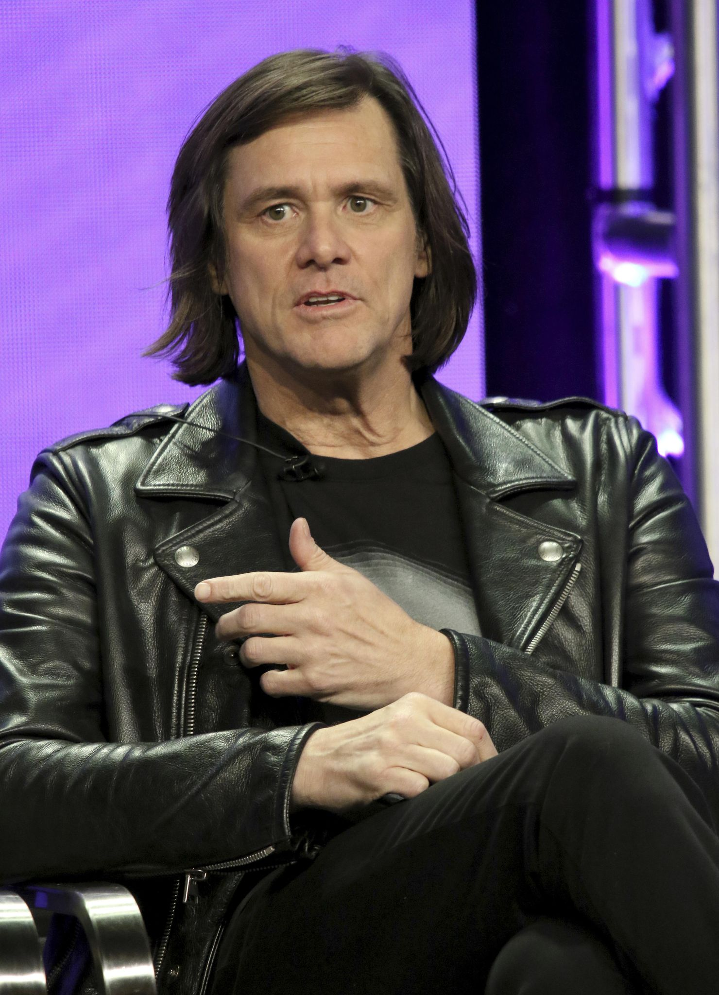 Jim Carrey rage pivots from Trump to 'Christian right,' says it's 'never been about morality'