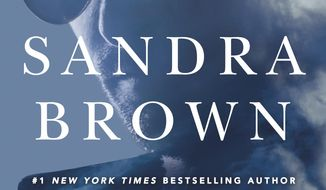 """This cover image released by Grand Central Publishing shows """"Tailspin,"""" by Sandra Brown. (Grand Central Publishing via AP)"""