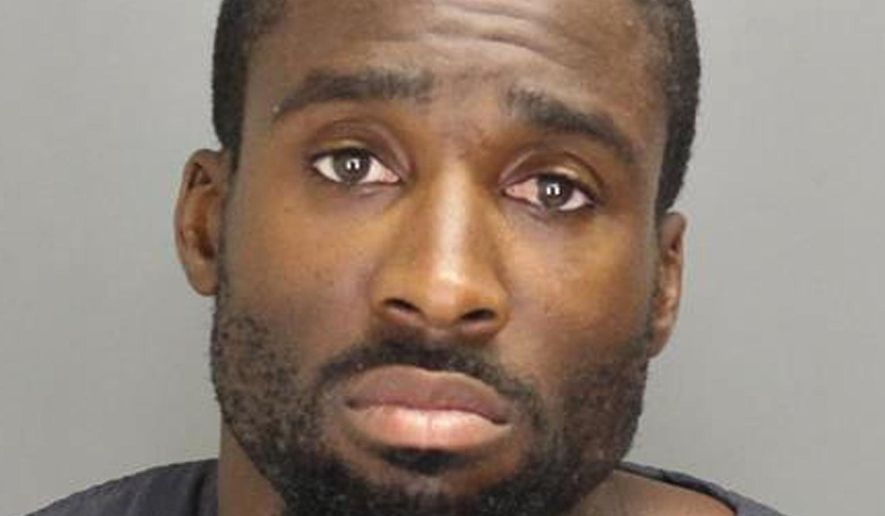 This undated photo provided by the Oakland County Sheriff's Office shows Nathaniel Abraham. Abraham, a Detroit-area man who nearly 20 years ago was the youngest person in U.S. history to be convicted of murder, has been charged with indecent exposure. The Oakland County prosecutor's office on Tuesday, Aug. 7, 2018, authorized a warrant against 32-year-old Nathaniel Abraham. (Oakland County Sheriff's Office via AP)