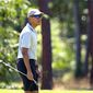 Former President Barack Obama is golfing and and dining while on vacation on Martha's Vineyard this month, just as he did while in office (Associated Press)