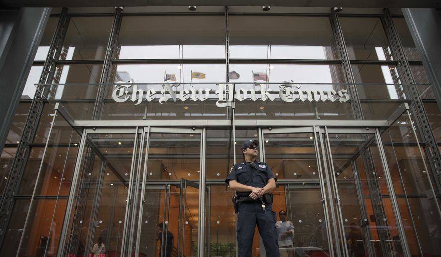 New York Times expands social media rules for reporters