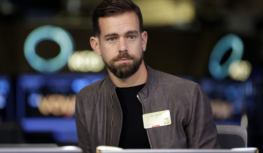 Jack Dorsey Twitter Ceo To Testify Before House Panel On Algorithms Content Monitoring Gop Chair Washington Times