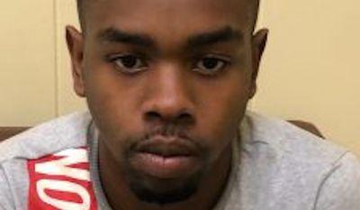 Reginald D. Wooding Jr. (Image: Maryland State Police)