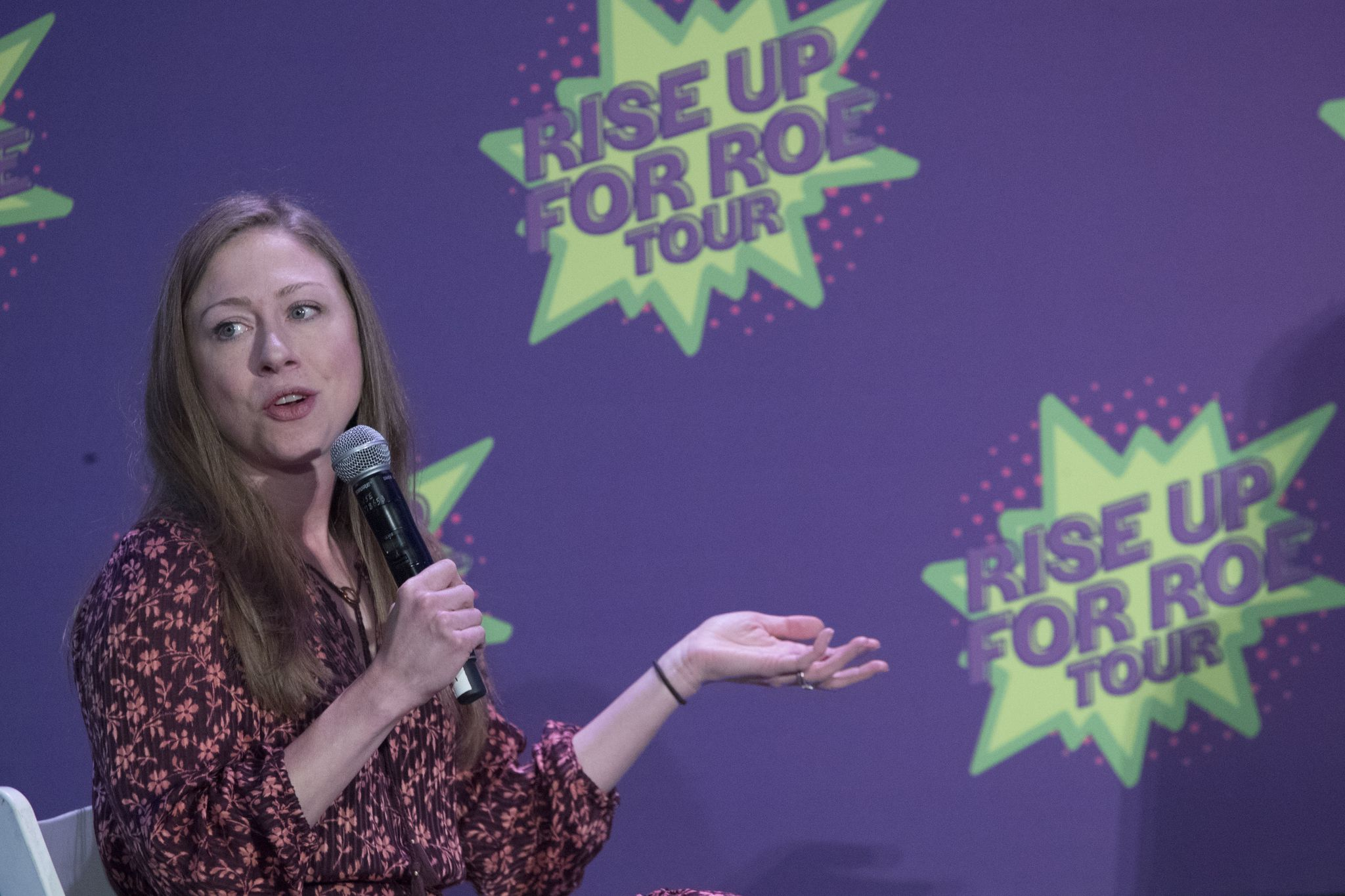 Chelsea Clinton: 'Unchristian' to end legal abortion - Washington Times
