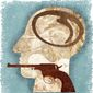 Trigger Head Illustration by Greg Groesch/The Washington Times