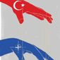 Illustration on the trouble with Turkey by Linas Garsys/The Washington Times
