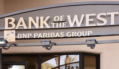 """Last week, Bank of the West acknowledged that it has """"a long-term policy against financing Arctic drilling"""" as well as rules against investing in fracking, tar sands, and utilities that generate more than 30 percent of their energy from coal-powered plants, but not a """"total ban."""" (Associated Press)"""