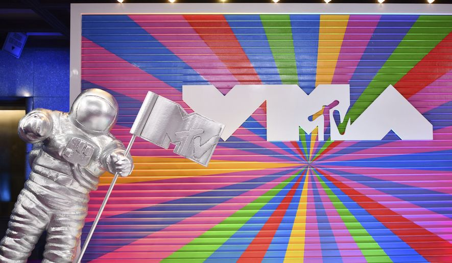 MTV debuted +1thevote during its Video Music Awards show on Aug. 20. (Associated Press/File)
