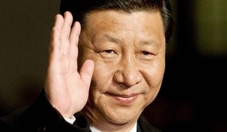 Xi Jinping. (Associated Press)