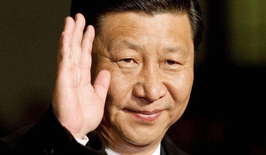 Xi Jinping. (Associated Press)