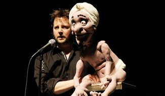Comedian and ventriloquist Andy Gross (Wikipedia)
