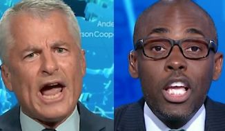 Phil Mudd and Paris Dennard on CNN