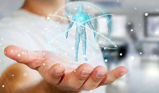 Human body quiz (Shutterstock)