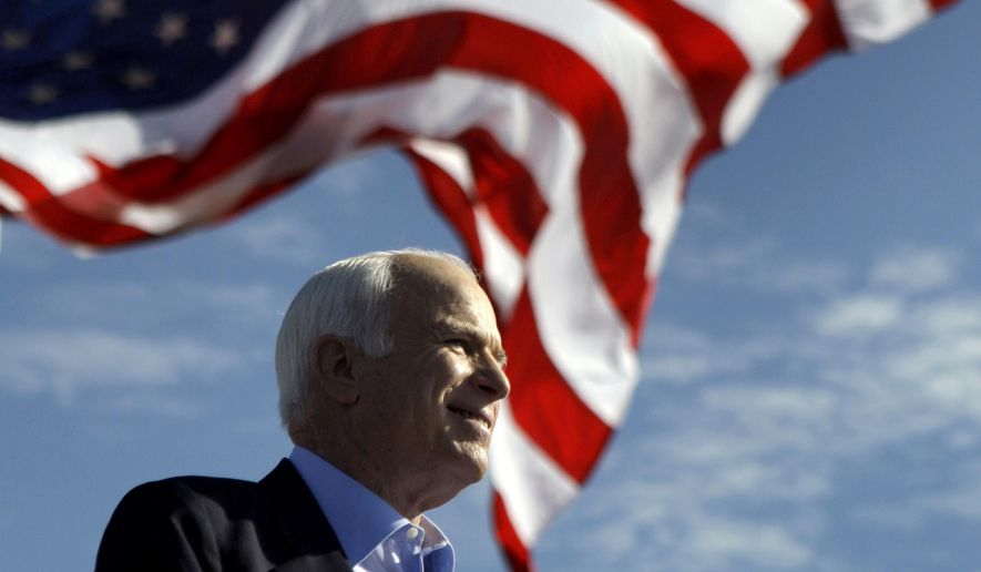 War Hero And Presidential Candidate John Mccain Dies At 81