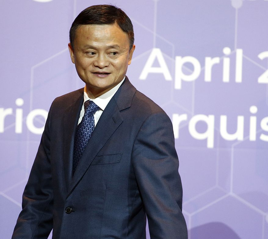 19. Jack Ma, 53, e-commerce, $39 B  