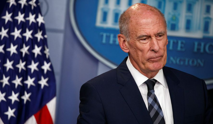 Director of National Intelligence Daniel Coats, the president's designated security executive agent, is the ultimate arbiter of granting and removing security clearances. (Associated Press/File)