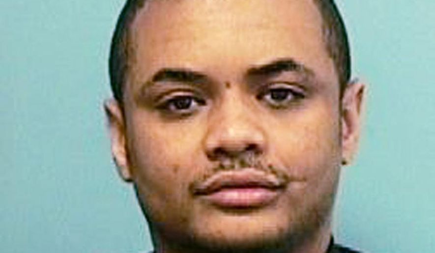 This undated file photo provided by the Baltimore Police Department shows Detective Sean Suiter. The gunshot wound that killed Suiter one day before he was to testify about police corruption was most likely self-inflicted, an investigative review board has concluded. (Baltimore Police Department via AP, File)