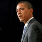 President Barack Obama. (Associated Press) ** FILE **