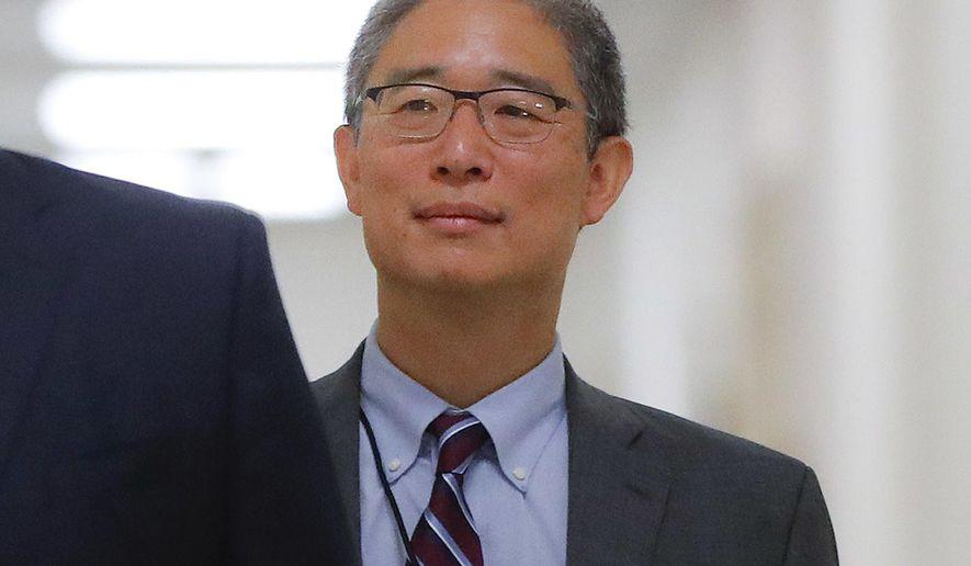 Washington Times: Graham: Revelations Bruce Ohr wa
