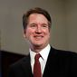 In this July 26, 2018, file photo, Supreme Court nominee Judge Brett Kavanaugh on Capitol Hill in Washington. (AP Photo/Jacquelyn Martin, File)