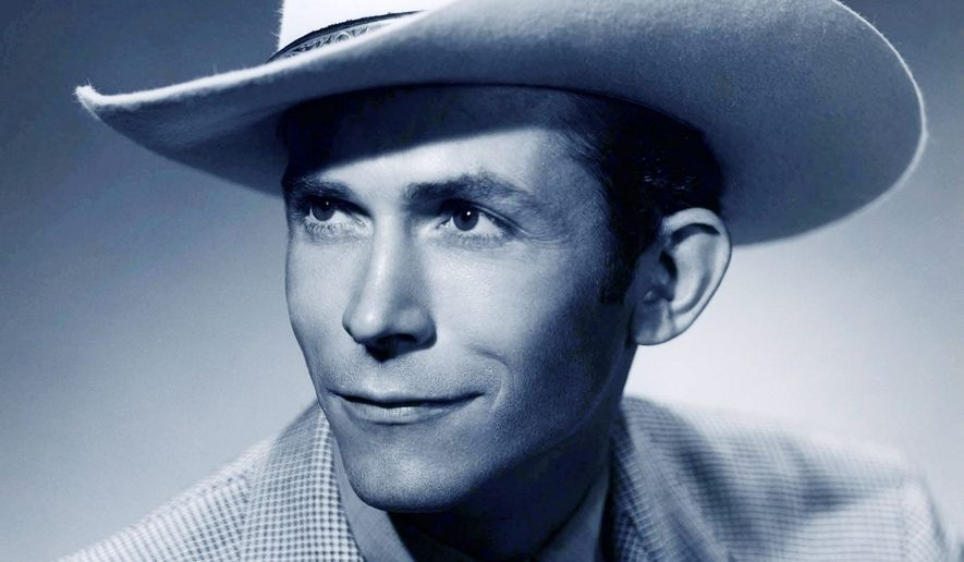 Hank Williams. (Associated Press) ** FILE **