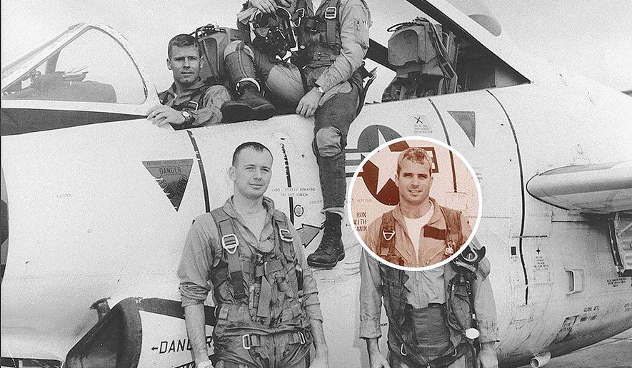 John McCain in Vietnam   Associated Press photo