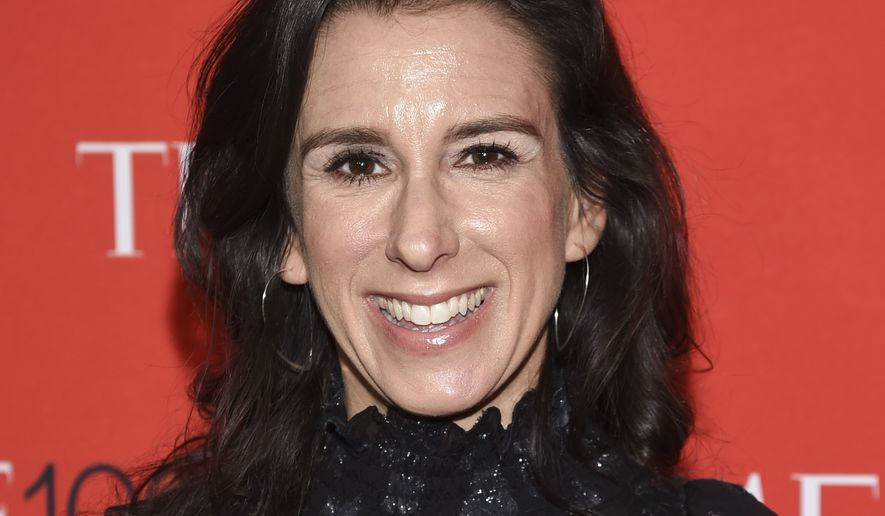 Journalist Jodi Kantor attends the Time 100 Gala celebrating the 100 most influential people in the world at Frederick P. Rose Hall, Jazz at Lincoln Center on Tuesday, April 24, 2018, in New York. (Photo by Evan Agostini/Invision/AP)