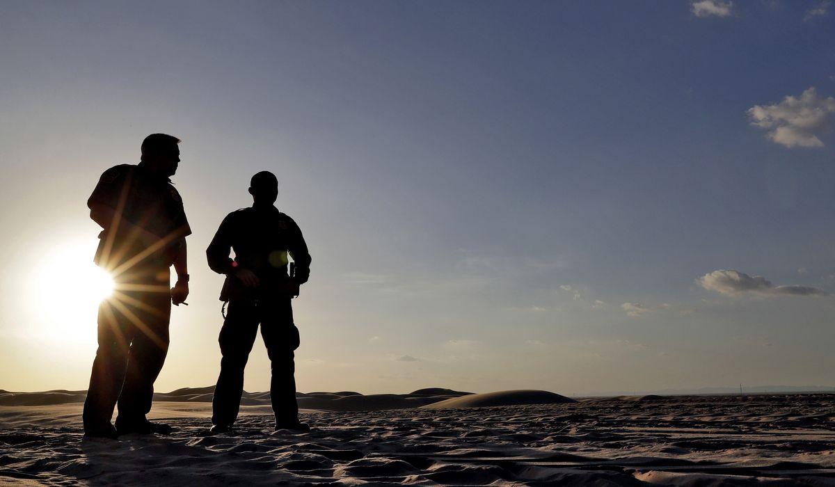 Border Patrol arrests two terrorist suspects in California amid migrant surge