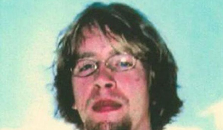This undated photo provided by the Bossier Parish Sheriff's Office shows Clinton Devon Nelson, missing since September of 2006. Authorities in northwest Louisiana are asking the public for help solving Nelson's case as well as two other three missing persons cold cases. Crime Stoppers put up billboards Wednesday, Sept. 5, 2018, about the cases of Nelson, Arrilla Webb-Vaul and Gregory Vice Jr. (Bossier Parish Sheriff's Office via AP)