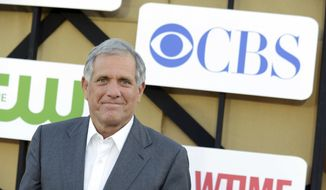 CBS said longtime CEO Les Moonves has resigned, just hours after more sexual harassment allegations involving the network's longtime leader surfaced. (Photo by Jordan Strauss/Invision/AP, File)