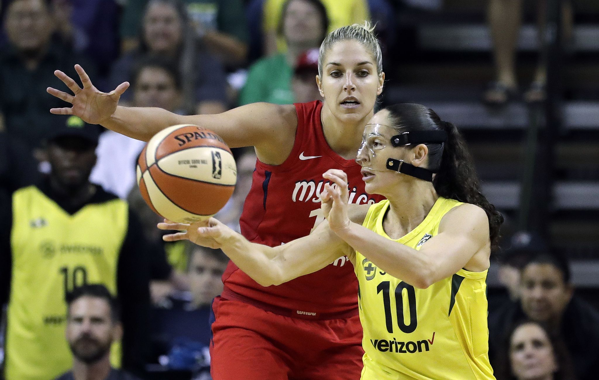 Elena Delle Donne named to U.S. roster for FIBA Women's World Cup - Washington Times