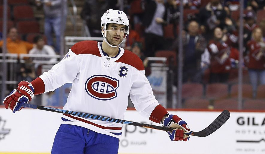 Jackpot! Golden Knights get star Pacioretty from Canadiens