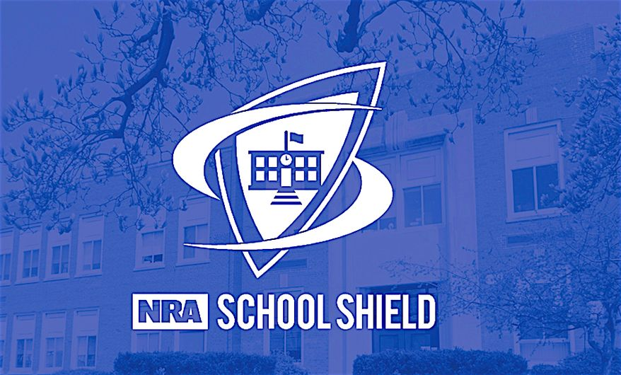 The National Rifle Association has awarded over $600,000 in grants to support school security projects in 23 states, organized under the organization's School Shield program. (Image courtesy of NRA)