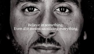 Nike sparked fierce backlash after its new ad campaign starring Colin Kaepernick, the former NFL quarterback who led protests against racial injustice and police brutality by taking to one knee during the national anthem. Some football fans and President Donald Trump have railed against the protests.