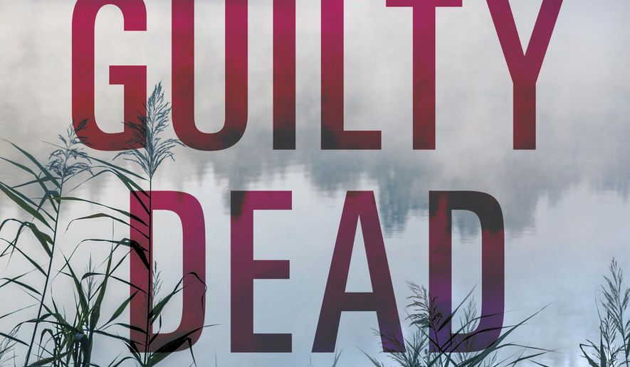 """This cover image released by Crooked Lane Books shows """"The Guilty Dead,"""" by P.J. Tracy. (Crooked Lane Books via AP)"""