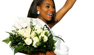 Ni Franklin, Miss America 2018