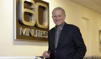 "FILE - In this Sept. 12, 2017 file photo, ""60 Minutes"" Executive Producer Jeff Fager poses for a photo at the ""60 Minutes"" offices, in New York. Fager, who was named in reports about tolerating an abusive workplace at CBS, stepped down Wednesday, Sept. 12, 2018.  (AP Photo/Richard Drew, File)"