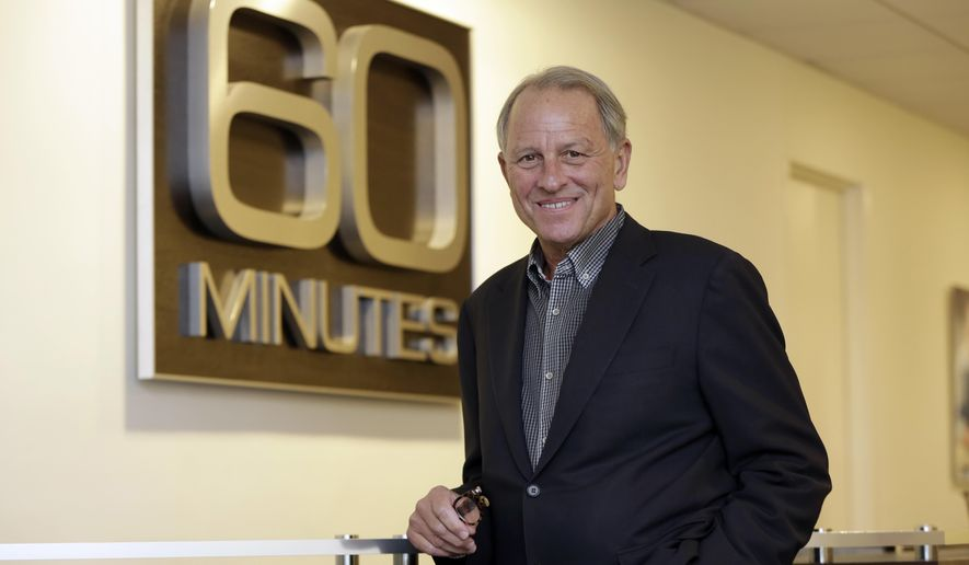 """FILE - In this Sept. 12, 2017 file photo, """"60 Minutes"""" Executive Producer Jeff Fager poses for a photo at the """"60 Minutes"""" offices, in New York. Fager, who was named in reports about tolerating an abusive workplace at CBS, stepped down Wednesday, Sept. 12, 2018.  (AP Photo/Richard Drew, File)"""