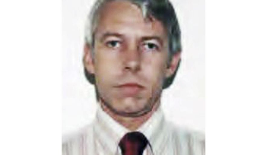 FILE – This undated file photo shows a photo of Dr. Richard Strauss, an Ohio State University team doctor employed by the school from 1978 until his 1998 retirement. Strauss accused of groping young men decades ago also had an off-campus men's clinic, which was marketed in the campus newspaper with ads promising prompt treatment of genital problems, plus a student discount. (Ohio State University via AP, File)
