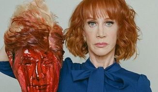 Kathy Griffin. (Associated Press) ** FILE **