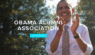 "Loyal ""alumni"" of campaigns devoted to Barack Obama, Hillary Clinton and Bernie Sanders have been recruited to get out the Democratic vote as the midterms approach. (Obama Alumni Assoc.)"