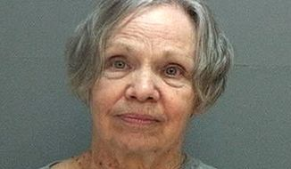"FILE - This 2016 photo provided by the Salt Lake County Sheriff's Office shows Wanda Barzee. Elizabeth Smart said Thursday, Sept. 13, 2018, the news that one of her kidnappers, Barzee, will be released from prison next week was ""a big shock,"" and she hopes there is a way Barzee can be committed to a treatment facility since there is no legal recourse to keep her behind bars. Barzee is expected to be freed next week after 15 years in custody, including time at a state hospital. (Salt Lake County Sheriff's Office via AP, File)"