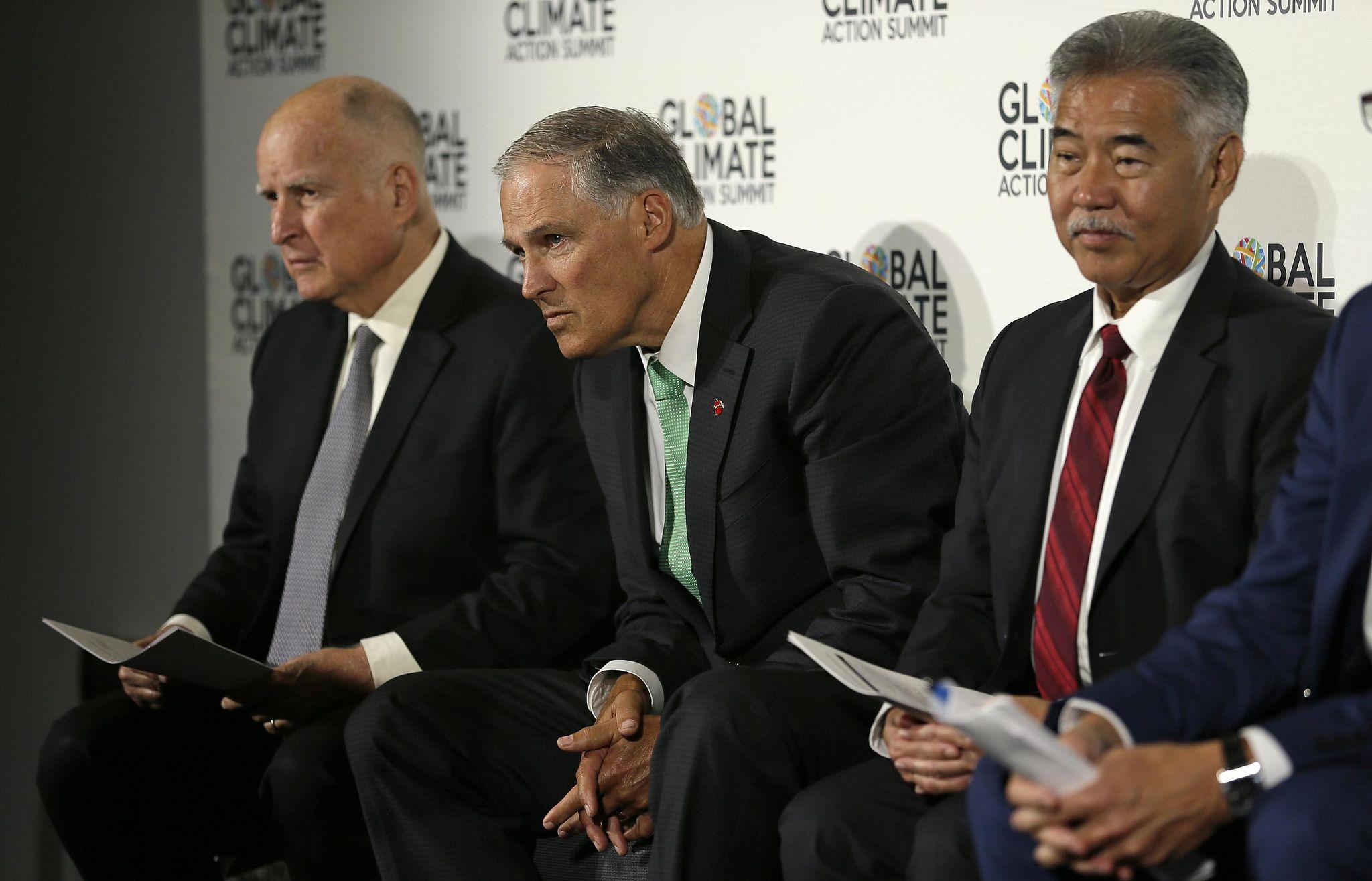 The Latest: Al Gore says US can rejoin Paris Agreement - Washington Times