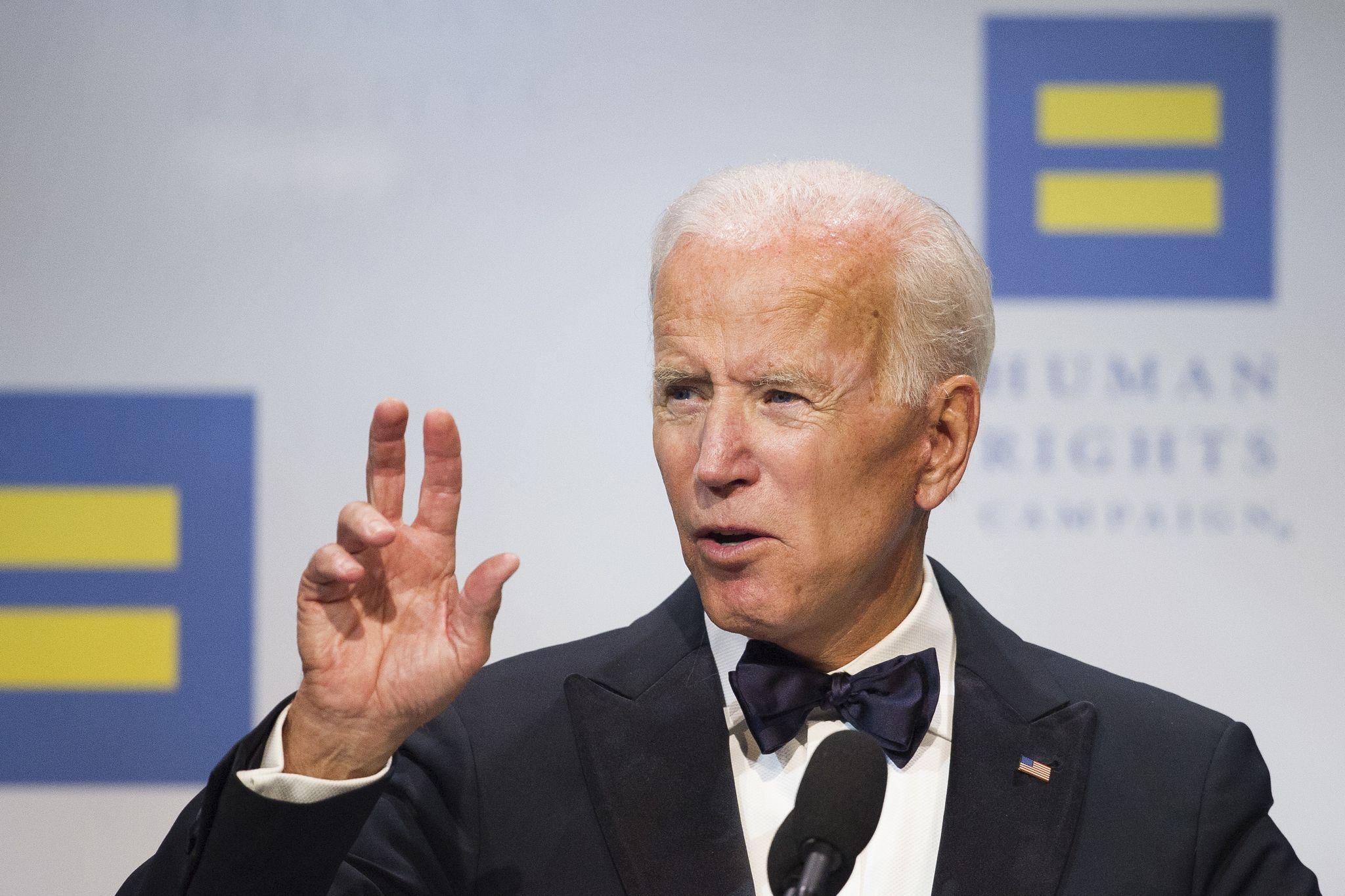 Joe Biden: 'Dregs of society' support Donald Trump