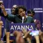 Boston City Councilor Ayanna Pressley won a primary election against Rep. Michael Capuano.