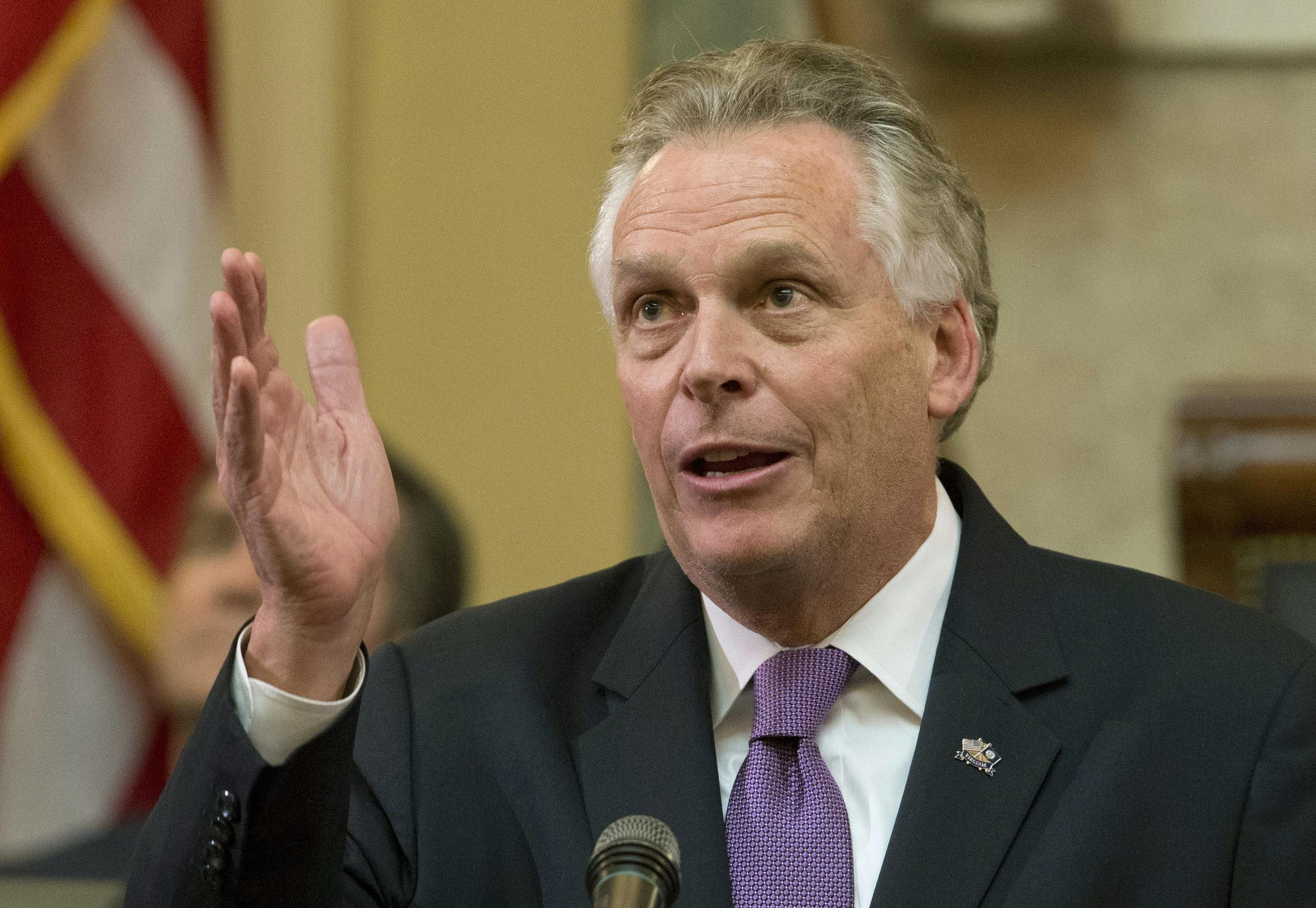 Democrat Terry McAuliffe sides with WaPo: Green New Deal 'unrealistic'